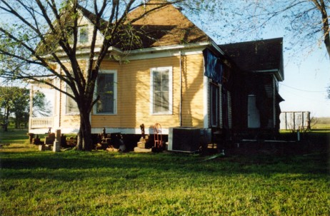 Left side of the House
