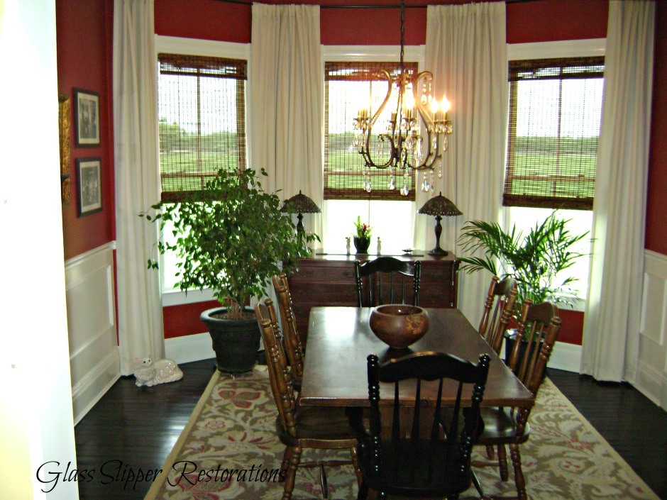 Dining Room view from stairs